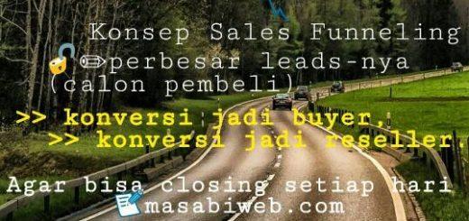 Mengenal Konsep Sales Funneling