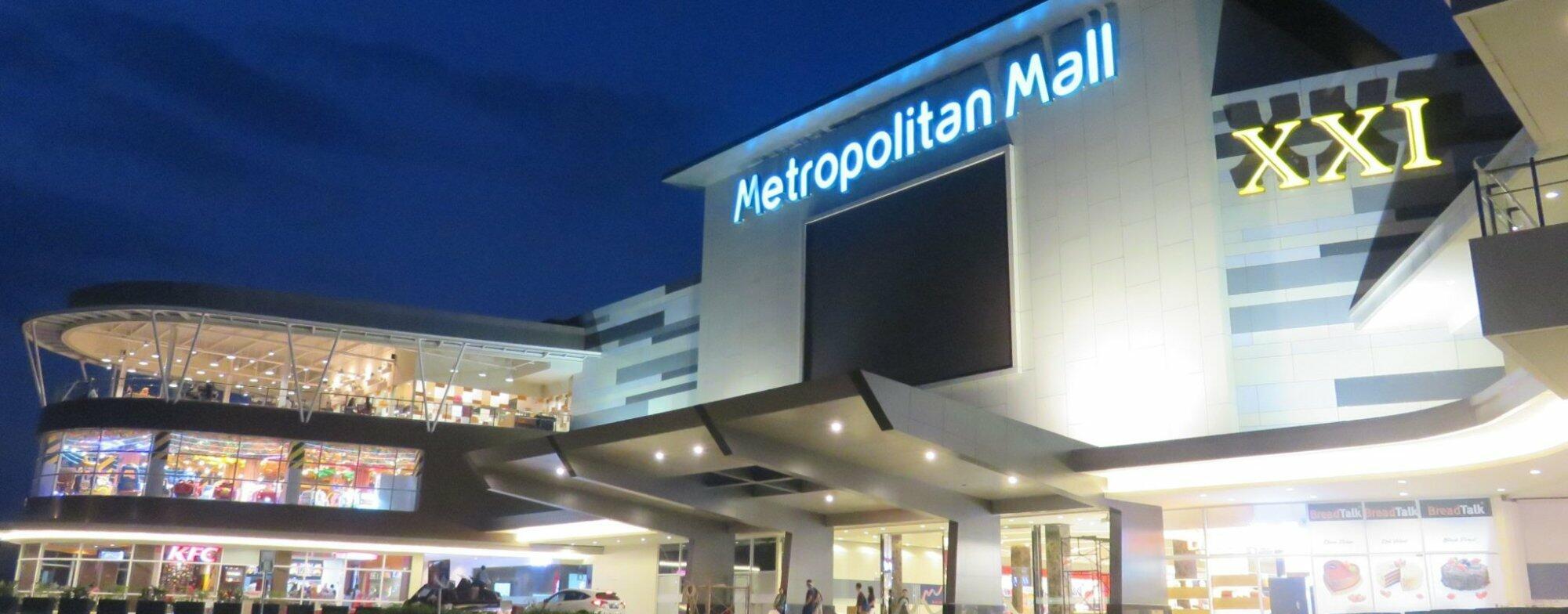 Mall dekat Perumahan di Cileungsi